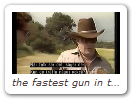 the fastest gun in the world