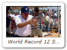 World Record 12 Shots In Under 3 Seconds